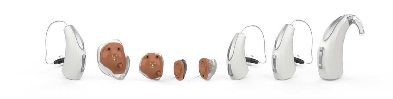 Hearing Aid Styles hearme